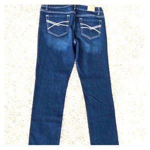 Cute Aeropostale skinny jeans sz 11/12 reg EUC